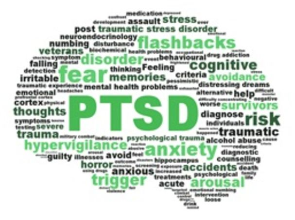 What Is Posttraumatic Stress Disorder?